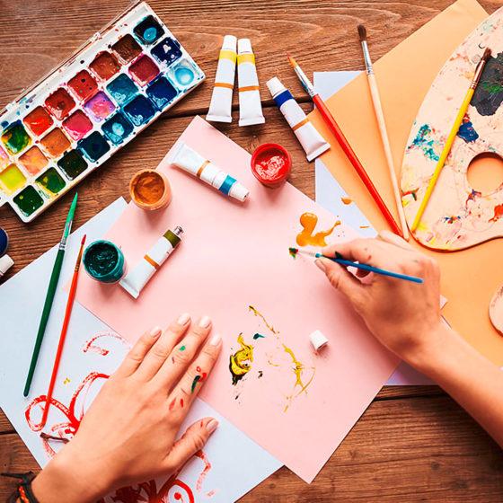 Kreativer Stressfreier Shutterstock 346137692 Pressmaster 1600x1600px