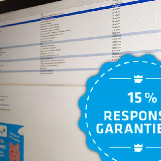 Response-Garantie