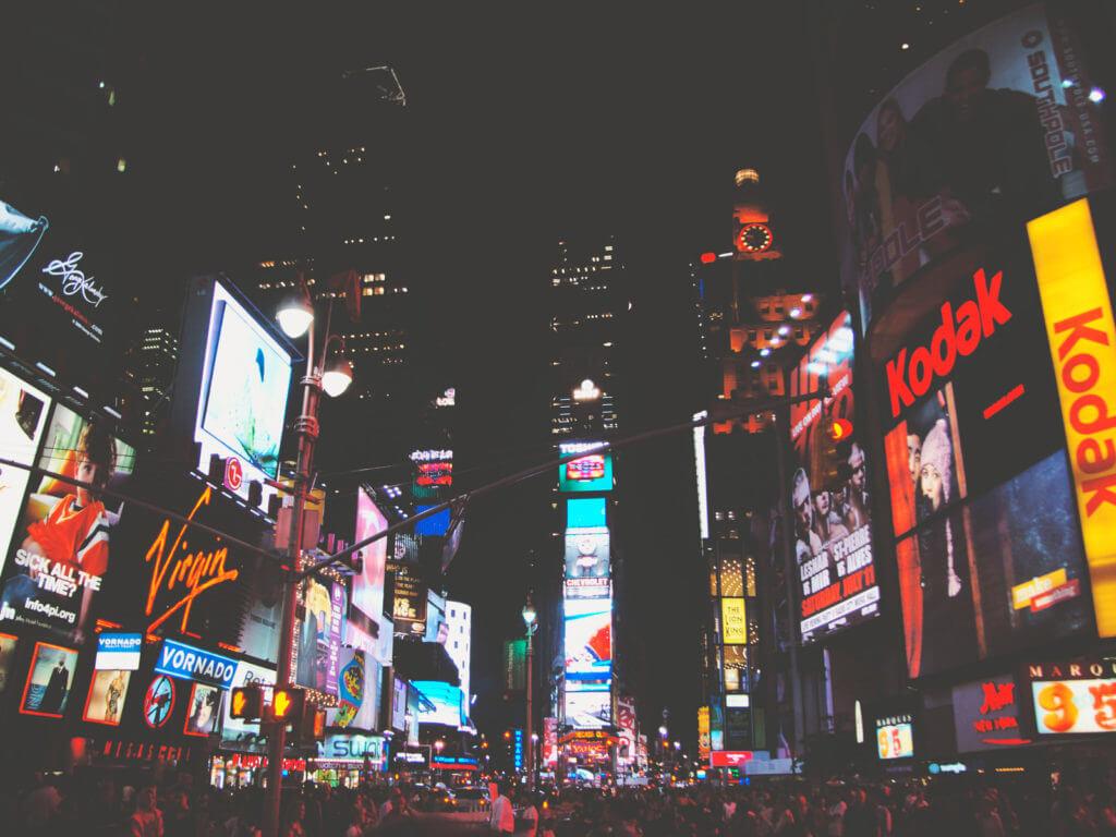 city marketing lights night 1600x1200px