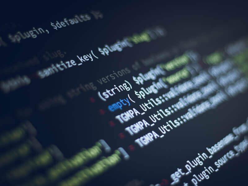 Code kostenlosen WordPress Themes